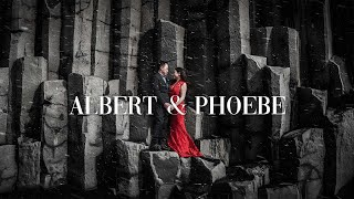 Iceland to California | The Beautiful Wedding of Albert and Phoebe