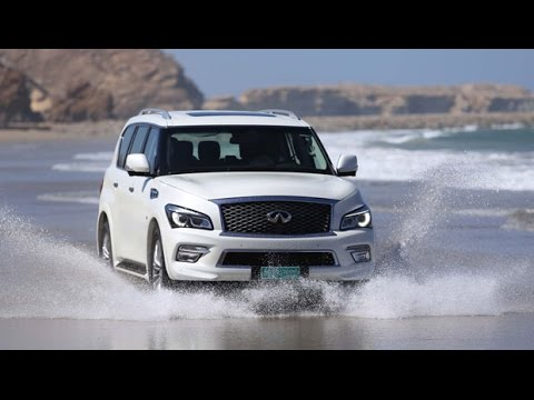 car infiniti driver original review infinity s qx photo and reviews