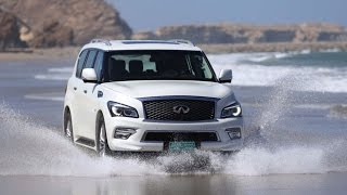 2015 Infiniti QX80 2015 - Test Drive Review