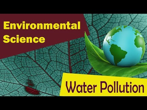 Water Pollution- Impact Of Water Pollution   Remedies - Environmental Science   World Water Day 2018