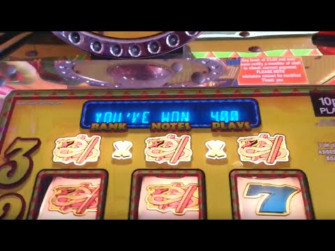 £5 Challenge Adders & Ladders Fruit Machine at Walton Pier