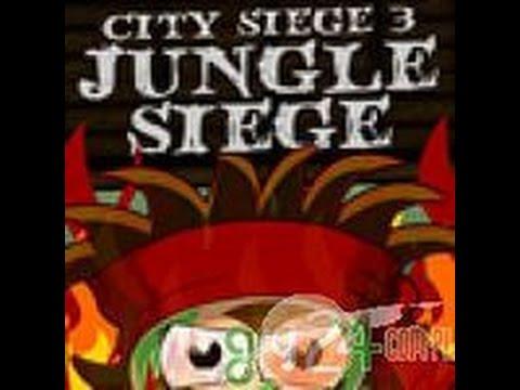 Осада города 3 Осада джунглей №5