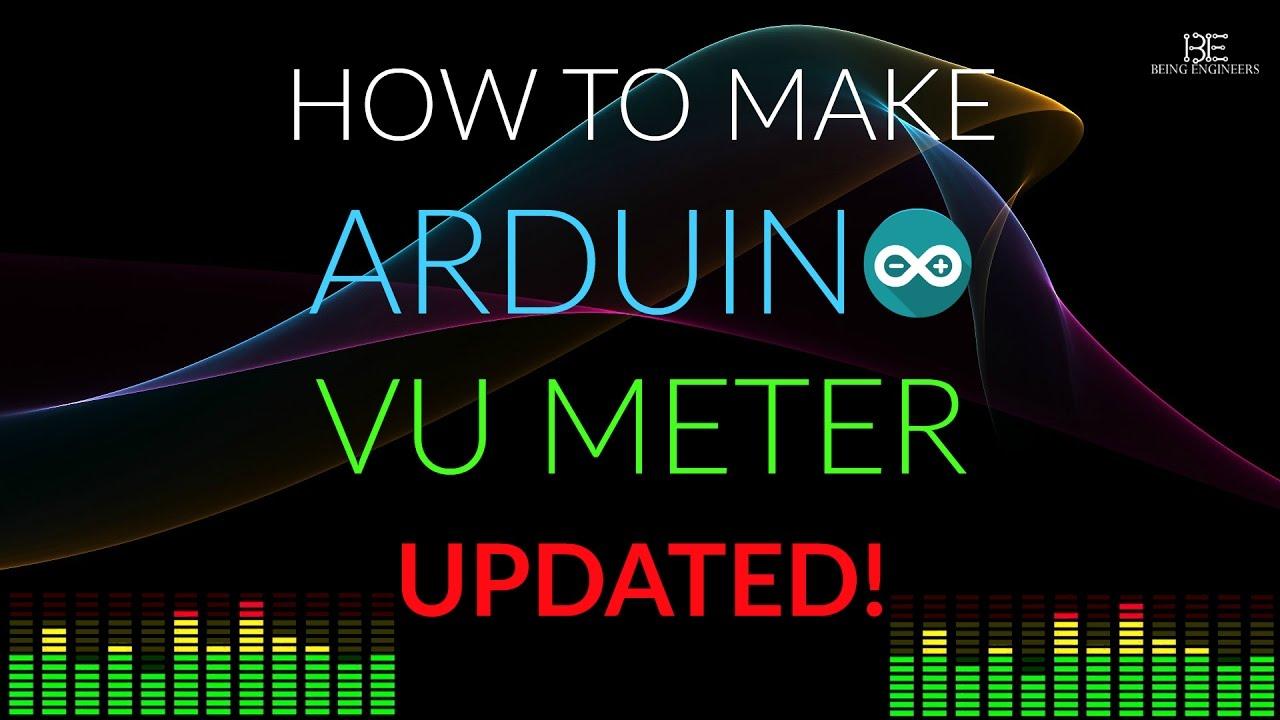 How To Build Vu Meter 4