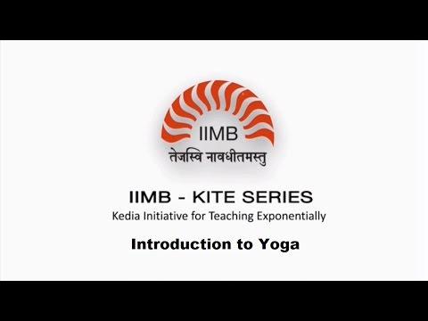 Dynamics & Pranayama Module IIMB Yoga Centre