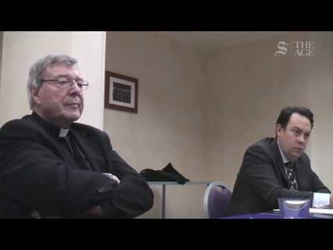 George Pell's police interview video [excerpt]
