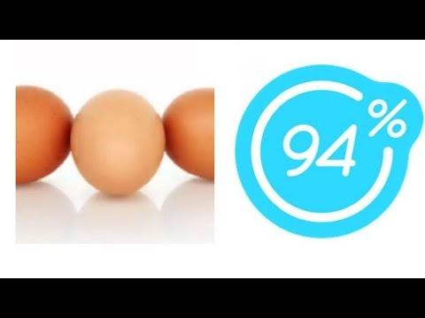 Как варить яйца Сколько варить яйца Как отварить куриные