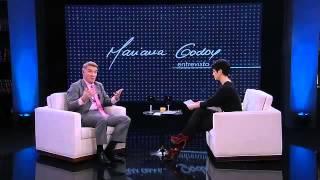 Eike Batista - Entrevista - Rede TV - COMPLETA (HD) Mariana Godoy