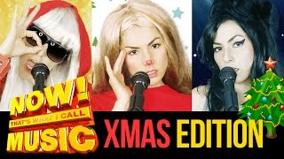 Pop Impressions Xmas Edition - Lady Gaga, Britney Spears, Alicia Keys + More