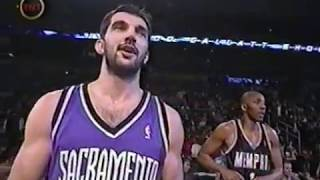 Peja Stojakovic - 2003 NBA 3-Point Shootout (Champion - 4 Rounds)