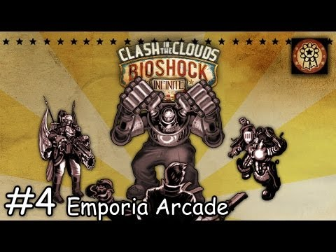 Clash in the Clouds (All Blue Ribbons) -- #4, Emporia Arcade