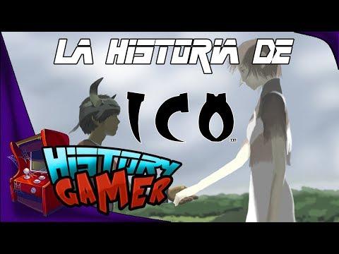 La Historia de ICO │ History Gamer