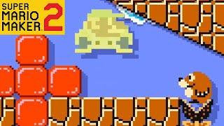 Luigi Gets Stuck :( - Endless Super Expert (no skips) #182