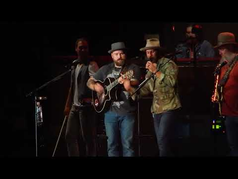 Zac Brown Band - Jack And Diane (featuring Drake White)
