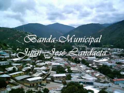 Himno del Municipio Carache - Banda Municipal Juan José Landaeta