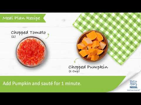 Dal With Pumpkin Recipes | Healthy Food Recipes For Kids | Ask Nestle