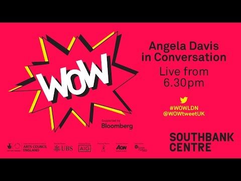 WOW : Angela Davis In Conversation - YouTube