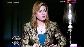 فيديو.. نبية الوحش: الحكومة تزوجت البرلمان