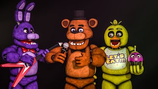 Take me over FNAF music video
