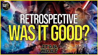 Was the Star Wars Sequel Trilogy Good? A Retrospective