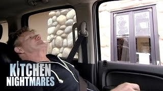 Gordon Ramsay Cannot Believe Italian Restaurant Has A Drive-Thru! | Kitchen Nightmares