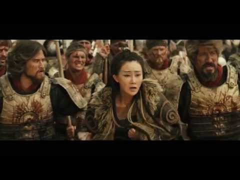 Dragon Blade Jackie Chan Fights   FIRST LOOK  2015