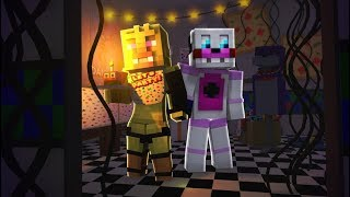 Minecraft FNAF: Chica Visits The Sister Location- Minecraft Roleplay