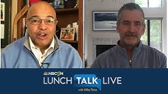 Colts head coach Frank Reich still a believer in QB Jacoby Brissett (FULL INTERVIEW) | NBC Sports