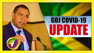 Jamaican Gov't Digital Press Conference Covid Update - September 7 2020