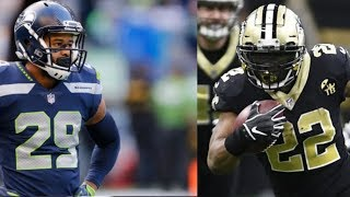 Earl Thomas and Mark Ingram Sign With the Baltimore Ravens!