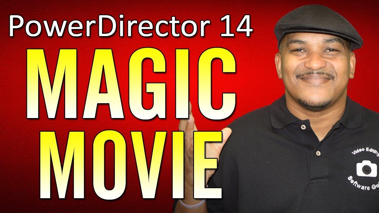 Magic movie wizard