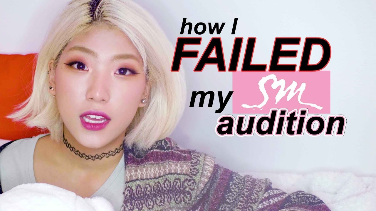 Story How I Failed My Kpop Sm Audition Omg Kpop Audition Experience Youtube