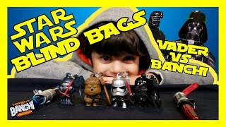 STAR WARS Toys Jedi Knight vs Darth Vader Blind Bag Surprise | Banchi Brothers Toy Review Adventures thumbnail