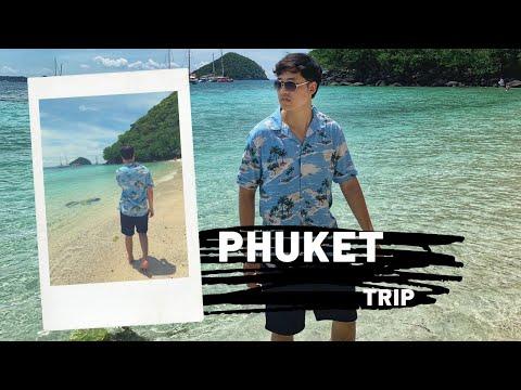 Phuket Thailand | Travel Video | 2019 With Gopro 7 Black ลุยเช่ามอไซค์ 4วัน3 คืน / TKM