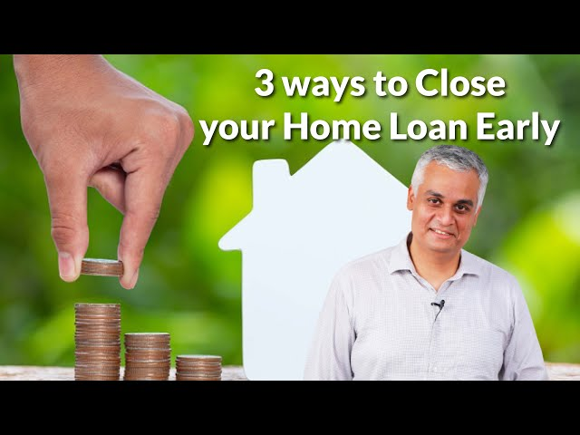 Three Ways to be Home Loan Free Earlier than Expected