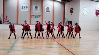 8° Intercolegial De Baile Plantel 14 Nativitas