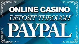 Online Casino Payouts Through Paypal (15 Euro Deposit)