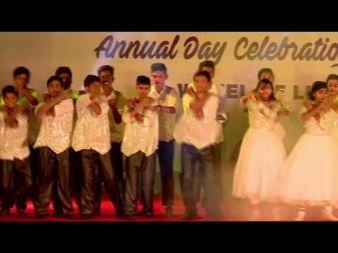 Apna Har Din song choreography || MNR School Annual Day, 2017