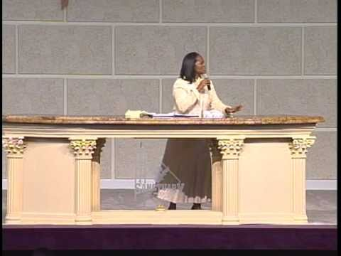 Pastor Sharon Y. Riley: God Heard Me - Part 1