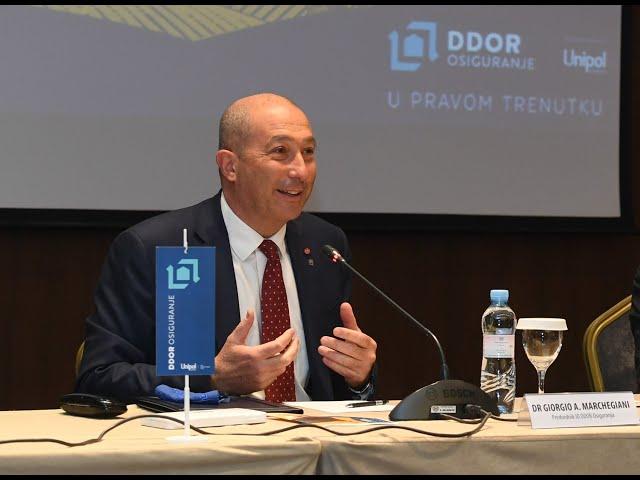 Giorgio Marchegiani, Camera di Commercio Italo-Serba (CCIS) President