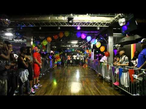 OTA RUNWAY@ BMORE RAINBOW ROYALE FREE BALL EXPO 2014