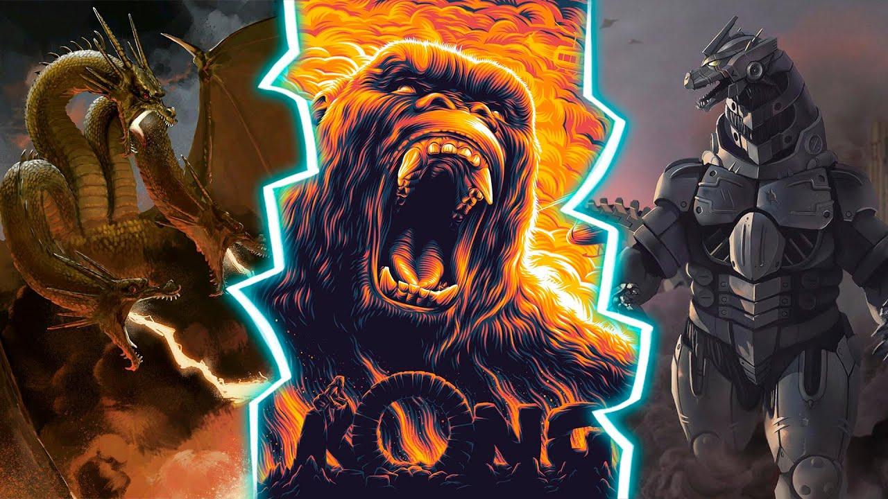 Cual es el mejor enemigo de Godzilla