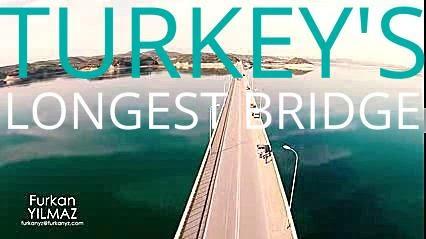 Adana Çatalan Köprüsü Hava Çekimi