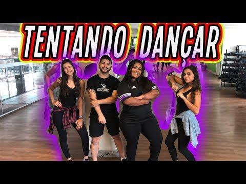 TENTANDO DANÇAR SEGUE O BAILE !!!