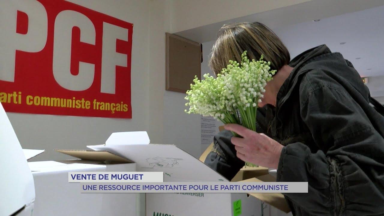 Yvelines | Vente de muguet : une ressource importante pour le Parti communiste