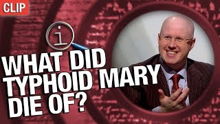 QI | What Did Typhoid Mary Die Of?