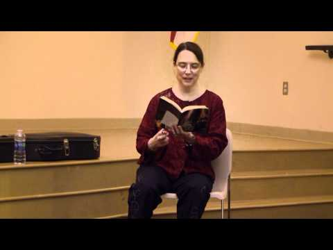 Sarah Lindsay Poetry Reading