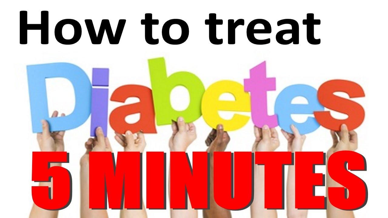 How to treat diabetes 51