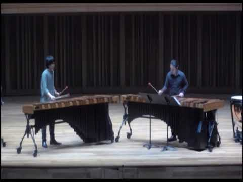 Catching Shadows For Marimba Duo By Ivan Trevino