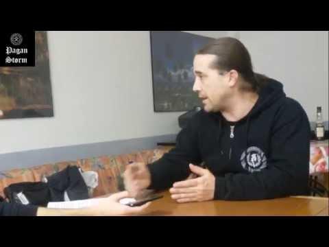 Pagan Storm interviews Inquisition @Circolo Colony, Brescia, 26/01/2015