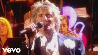 Смотреть клип What a Wonderful World (from One Night Only! Rod Stewart Live at Royal Albert Hall) онлайн